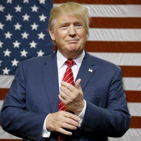 Trump określił siebie nacjonalistą