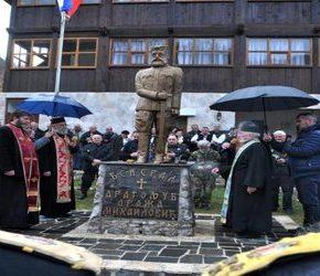 W Bośni uczczono Dražę Mihailovicia