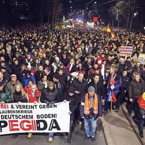 Niemiecki rząd potępia demonstracje przeciwko salafitom