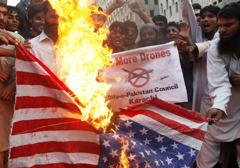 Raport na temat ataków dronów w Pakistanie