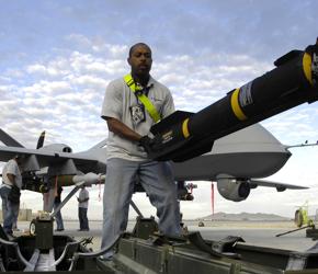 USA/Europa: Nie dla dronów bojowych