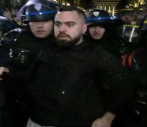 """Jeden z liderów """"żółtych kamizelek"""" aresztowany"""