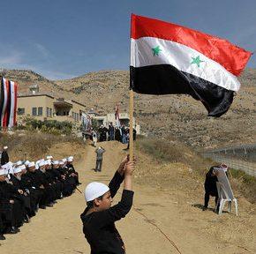 Druzowie przeciwko aneksji Wzgórz Golan