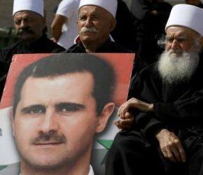Druzowie z Izraela manifestowali lojalność wobec Syrii