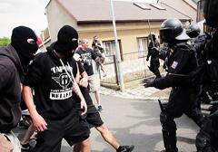 Czesi bronią się przed cygańską przestępczością