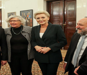 Prezydent spotkał się ze społecznością żydowską