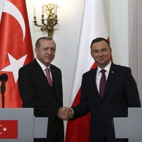 Duda popiera wejście Turcji do Unii Europejskiej
