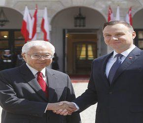 Prezydent chce otworzyć Polskę na rynki spoza Unii Europejskiej