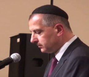Prezydent Wrocławia znów na pro-izraelskiej imprezie
