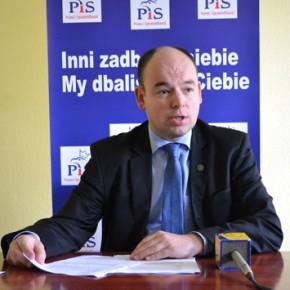 Poseł PiS-u na czele pro-izraelskiego lobby w parlamencie