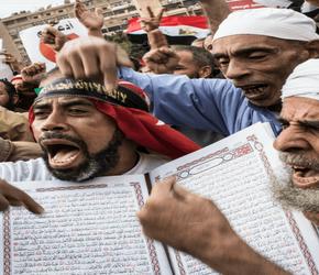 Islamiści zaatakowali koptyjski kościół