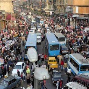 Populacja Egiptu rośnie zbyt szybko