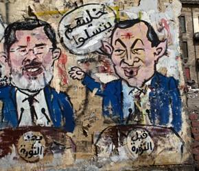 """Gorsza strona """"Arabskiej Wiosny"""""""