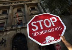 Komisji Europejskiej nie podoba się próba powstrzymania masowych eksmisji w Hiszpanii