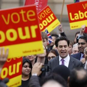 Tony Blair obawia się lewicowego oblicza Partii Pracy