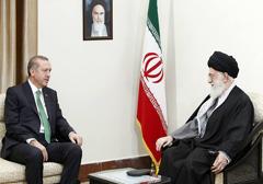 Wizyta premiera Turcji w Iranie