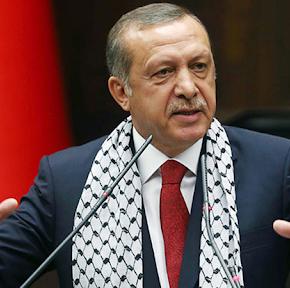 Turcja prowadzi ofensywę w sprawie palestyńskiej
