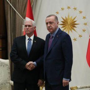 Turcja zgodziła się na zawieszenie broni w Syrii