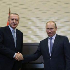 Turcja i Rosja zabezpieczą syryjsko-turecką granicę