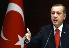 Prezydent Turcji oskarża międzynarodowe media o prowadzenie wojny psychologicznej