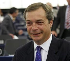 """""""Konserwatysta"""" Farage za zachowaniem małżeństw homoseksualnych"""