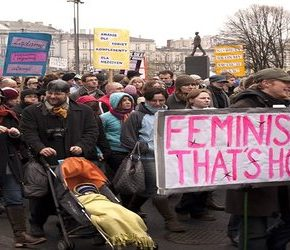 Finansowe nieprawidłowości u feministek?