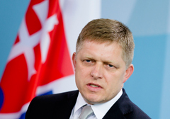 Premier Słowacji sceptyczny wobec pomocy dla Ukrainy