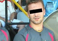 Podejrzany o pedofilię trener ze Stalowej Woli gra w piłkę w Ostrołęce