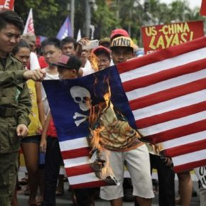 Filipiny wypowiedziały pakt wojskowy z USA
