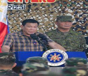 Filipińskie wojsko walczy z rebelią islamistów