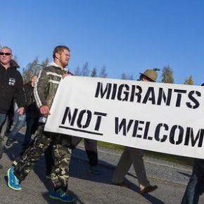 Imigranci napastowali fińskie dzieci