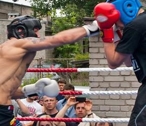 Warszawa: Nacjonalistyczny turniej sportów walki First To Fight #1