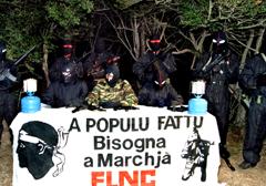 Korsyka: Separatyści złożą broń