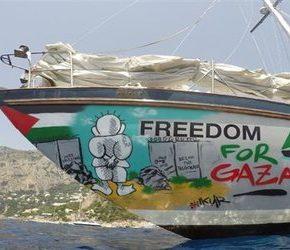 Izrael przechwytuje statki z pomocą dla Gazy