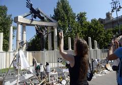 Węgry: Żydzi atakują pomnik upamiętniający ofiary niemieckiej okupacji