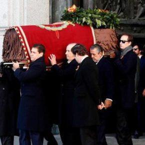 Ekshumowano szczątki generała Franco
