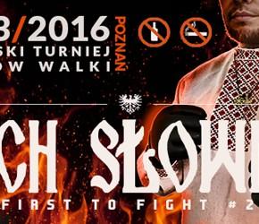 Poznań: II edycja nacjonalistycznego turnieju sportów walki First To Fight