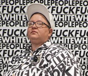 """RPA: Hasło""""Fuck white people"""" nie jest niczym niestosownym"""