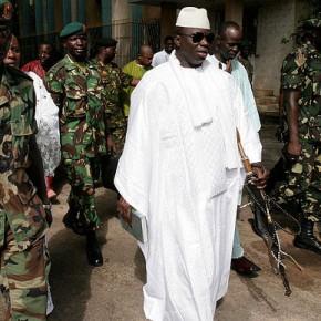 Gambia ogłosiła się republiką islamską