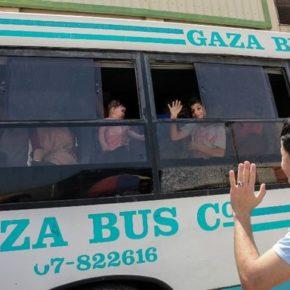 Izrael wypycha Palestyńczyków ze Strefy Gazy