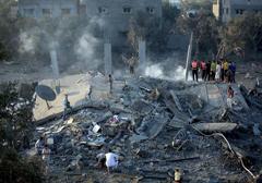Katastrofalne konsekwencje izraelskiej agresji dla gospodarki Strefy Gazy