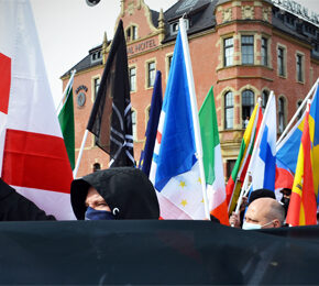 Gdańsk: Nacjonaliści za Europą Narodów (+foto)