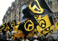 Francja: Tożsamościowcy okupowali siedzibę centroprawicowej UMP