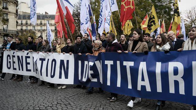 Francuski rząd rozwiązał Generację Tożsamości