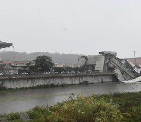Cyganki szabrowały po tragedii w Genui