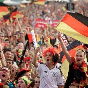 Niemieccy Zieloni zaniepokojeni patriotyzmem na Mistrzostwach Europy
