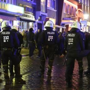 Niemcy: Starcia w obozie dla imigrantów w Hamburgu