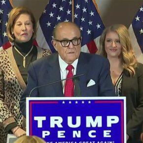 Sztab Trumpa o mechanizmie wyborczego oszustwa