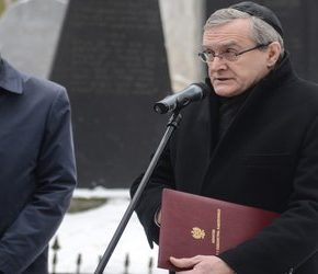 Gliński zbuduje dwa żydowskie muzea