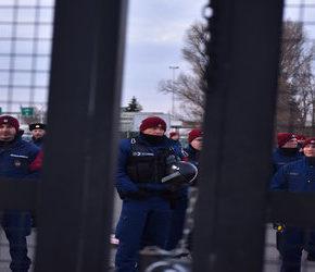 Imigranci znowu próbują przedostać się na Węgry